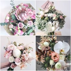 Singapore florists: Lovely pink and white flowers | Heart Lovely - wedding, fashion, lifestyle