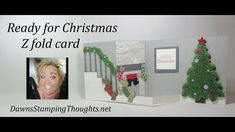 In this video I& show you how to make this superb Christmas card, which was inspired by a swap I received at the Stampin& Up! OnStage Convention on No.Mini Coffee Cup and Gift Card Holder Today we will be making this really fun mini coffee cup and Gi Fun Fold Cards, Pop Up Cards, Folded Cards, Christmas Cards, Dawns Stamping Thoughts, Poinsettia Cards, Gift Card Boxes, Christmas Mom, Card Making Tutorials