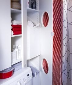 ikeas-lillangen-laundry-hamper-and-tall-boy-cabinet-has-portholes-for-laundry-perfect-for-a-tight-narrow-space.jpg (287×339)