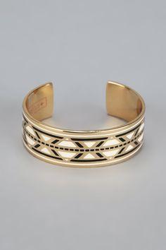 Bracelet doré ethnique Eol