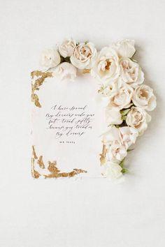 Soft & romantic bridal boudoir via Magnolia Rouge