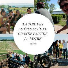 Attention la saison pour les grandes aventures sur l'ile commence bientot !!! Hybrid Bikes, Local Products, Beaux Villages, Tours, Quebec City, Attention, Adventure, Quebec