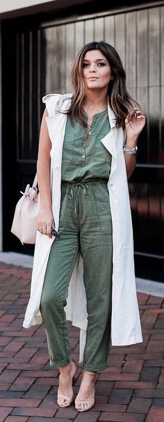 362b3e4de09d 20 Best Olive Jumpsuit images