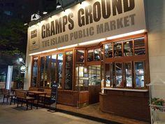 정자동_Gramps Ground