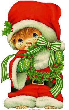 Papá Noel Ilustraciones