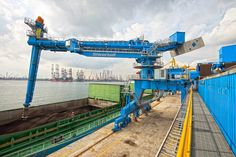 The Global Miller: 11/09/2014: Rail-mounted Siwertell unloader ordered for Chinese facility