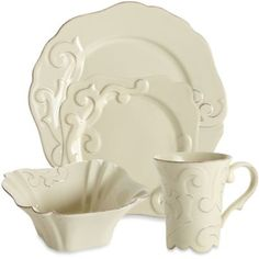 Daniel Cremieux Home  Provence  Dinnerware $6.00-$50.00 | HOME FURNISHINGS | Pinterest | Dinnerware Provence and Tablewares  sc 1 st  Pinterest & Daniel Cremieux Home