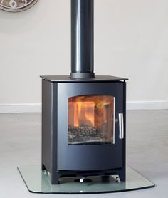Churchill 8 double sided stove