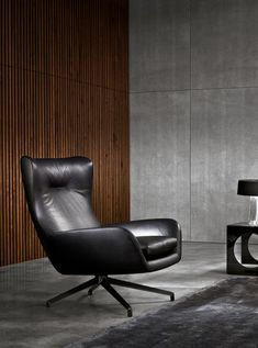 Jensen, Minotti. Perfect office chair.