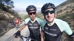 Me ha gustado este vídeo en YouTube: Etapa 2 Costa Blanca Bike Race | Orbea Factory Team