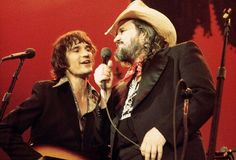 "Rick Danko and Ronnie Hawkins, ""The Last Waltz"" Music From Big Pink, Garth Hudson, Rick Danko, The Last Waltz, Robbie Robertson, The Style Council, Buddy Guy, The Yardbirds, The Pretenders"