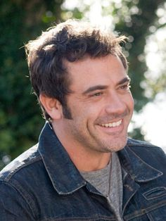 Jeffery Dean Morgan...ooooor as I like to call him...John Winchester....the sexiest dad alive. lol