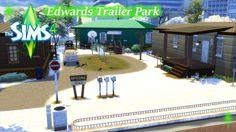 Pandashtproductions: Edwards Trailer Park • Sims 4 Downloads