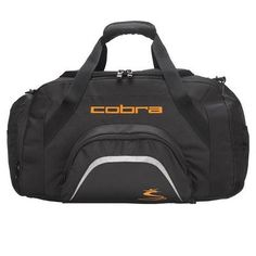 Transport your clothing and footwear to the golf course in style with this Cobra Weekender Duffel Bag 2013 available at www.golfgeardirect.co.uk