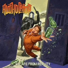 "[CRÍTICAS] ALCOHOLATOR (CAN) ""Escape from reality"" CD 2015 (High Roller Records)"