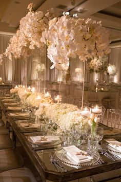 Wedding Tablescape - Duke Photography Inc.