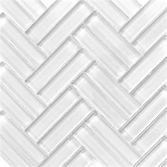 Epoch Architectural Surfaces White Ceramic Triangles