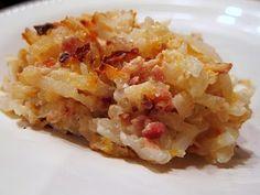 Loaded Potato Casserole or crack. Which ever.