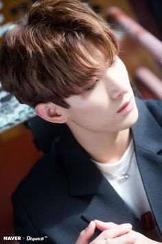 Behind the Scene of Jacket Album Photoshoot #TEEN_AGE with Naver x Dispatch #SEVENTEEN #세븐틴 ㅡ DOKYEOM
