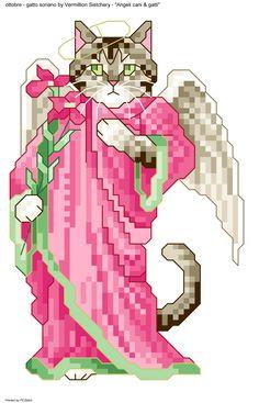 Ottobre - gatto soriano 1