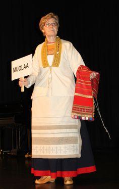 Karjalan Liitto :: Kansallispuvut ja kansanpuvut Folk Costume, Costumes, Finland, Scandinavian, Ethnic, Saree, Dreams, Traditional, Fashion