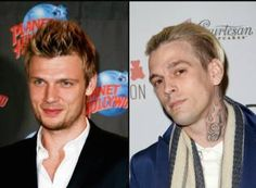 Aaron Carter: My Brother Nick Used My Pot Arrest For PR