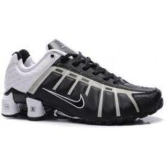 ae279cc7f2 429869 017 Nike Shox O Leven Black White J05026 Nike Air Jordans, Nike Air  Max
