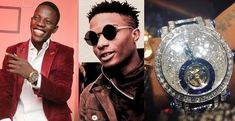 """""""Wizkid Should Have Used The N400m To Help 400 Unemployed Youths Instead Of Buying A Watch"""" — Nigerian Guy"""