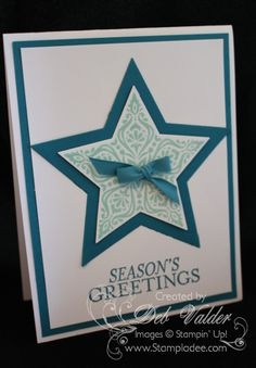 Bright & Beautiful with Deb Valder by djlab - Cards and Paper Crafts at Splitcoaststampers