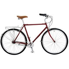 Nashbar Steel Commuter Bike