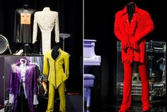 Prince's wardrobe: Inside Paisley Park with AL Roker on the Today Show