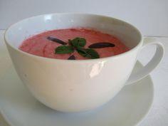 Szilvakrémleves Tea Cups, Tableware, Dinnerware, Dishes, Place Settings, Teacup, Cup Of Tea