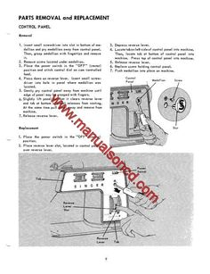 Singer 750 Sewing Machine Service Manual Repairs Parts Lists.  Singer service and repair manual covers model: 750 – 756 – 758  47 page manual.  Here are just a few examples of what's included in this manual:  * Parts removal and replacement. * Cam controlled feed system. * Time the rotating sewing hook. * Buttonhole system. * Set needle bar height. * Wiring. * Parts diagrams and list.  Also includes wiring diagram for 750, 756, 758, 759 and 709.