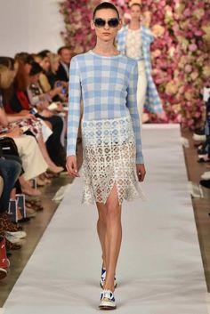 Oscar de la Renta Lente/Zomer 2015 (10)  - Shows - Fashion