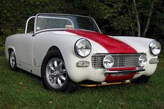 Jaguar Powered MG Midget/Sprite aka The Mite