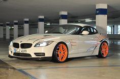 AC Schnitzer trasforma una BMW Z4 sDrive 23i (E89) in una supersportiva da oltre 300 km/h sostituendo il motore a benzina con un diesel triturbo da 430 CV