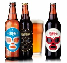 10 awesome beer label designs: Go party