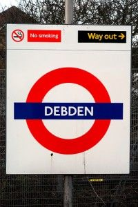 Step by Step Guide to Debden Tube Station in London #London #stepbystep
