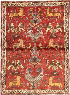 Shiraz rug MRB1553