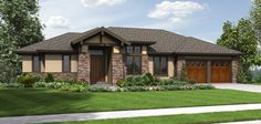 Mascord Plan 1339 -The Briarwood this would require modification but I kinda like it
