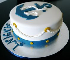 Fondant Cake Design Rosemount Aberdeen : 1000+ images about Nautical and Seathemed Cakes on ...