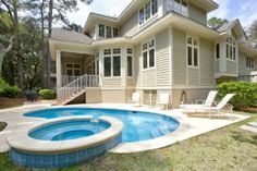 Beachside - Sea Pines - Hilton Head Island, SC - Vacation Home Rental