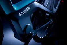 Gazelle E-Bike Concept by Giugiaro Design