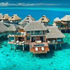 Hilton Bora Bora Nui Resort & Spa, Bora Bora