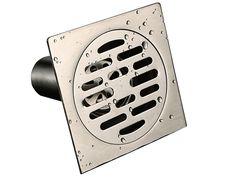 Deodorization Kitchen Bathroom Shower Stainless Steel Floor Drain ... Floor Drains, Shower Drain, Stainless Steel, Flooring, Bathroom, Kitchen, Washroom, Cooking, Full Bath