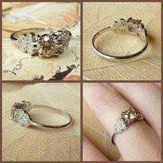 Vintage wedding ring...LOVE!