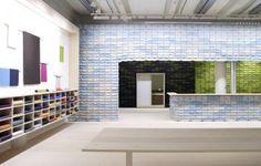 Ronan & Erwan Bouroullec Design, showroom for Kvadrat