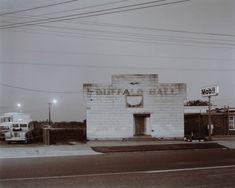 Laurence Aberhart, Buffalo Hall, Dargaville, Northland