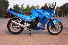 2007 Kawasaki Ninja 250R Perfect Condition