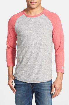 Todd Snyder + Champion Baseball T-Shirt | Nordstrom